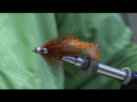 Fly Tying fish head